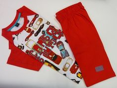 #Pijama #admas estampado cars - ref: 52431 - Pijama de manga y pantalón corto - Tu ropa interior masculina en Varela Íntimo. #hombre #ropaInterior #modahombre http://www.varelaintimo.com/marca/1/admas