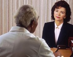 """Types of Treatment. Image: """"Doctor Advises Patient"""" by Bill Branson   Talk Therapy - An umbrella of therapies including psychotherapy, cognitive behavioral therapy, dialectical behavior therapy, interpersonal therapy, and family therapy..."""