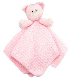 Ravelry: Cat Comfort Blanket Knitting Pattern pattern by Yorkshire Knitting.