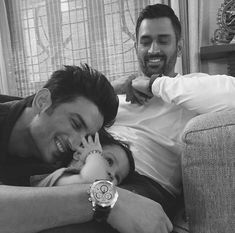 Ziva Dhoni, Ms Dhoni Wallpapers, Ms Dhoni Photos, Cricket Wallpapers, Throwback Pictures, Chennai Super Kings, Good Morning Friends, Actors Images, Sushant Singh