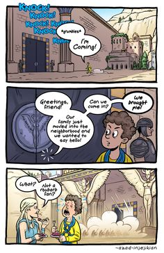 The Village Idiot - Game of Thrones by Azad-Injejikian on DeviantArt Game O Thrones, Game Of Thrones Comic, Game Of Thrones Funny, Valar Dohaeris, Valar Morghulis, Game Of Thrones Instagram, The Darkling, Got Memes, Funny Games