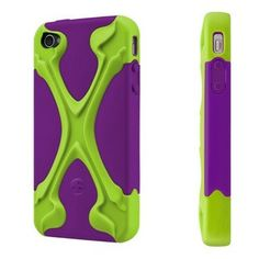 Switch Easy CapsuleRebelX Silicone Case Cover For iPhone 4 4S (LimexPurple) - Cases & Skins - iPhone 4/4S - iPhone Accessories
