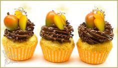 "Bijou gourmand ""Cupcake Mango Chocolate"""