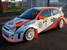 Ford Rs, Car Ford, Ford Focus Svt, Mk1, Toyota Supra Mk4, Ford Motorsport, Colin Mcrae, Martini Racing, Suzuki Swift