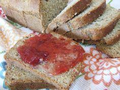 Cooking Gluten (& Dairy) Free: Sandwich Bread {Grain, Yeast, & Xanthan Free}