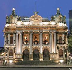 Rio de Janeiro - Teatro Municipal