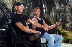 RJ & Jay Paul from Swamp People