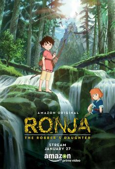 New For Kids on Amazon Video: Ronja, the Robber's Daughter from Astrid Lindgren Streaming on January 27th  Read more at: http://www.redcarpetreporttv.com/2017/01/23/new-for-kids-on-amazon-video-ronja-the-robbers-daughter-from-astrid-lindgren-streaming-on-january-27th/