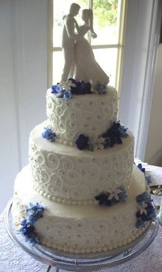 Anna Cakes Photos, Wedding Cake Pictures, Florida - Orlando, Daytona Beach, and surrounding areas