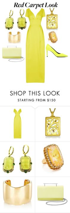 """""""Untitled #966"""" by moestesoh ❤ liked on Polyvore featuring ESCADA, Alex Soldier, Elizabeth Cole, Jennifer Fisher, M2Malletier and Balenciaga"""