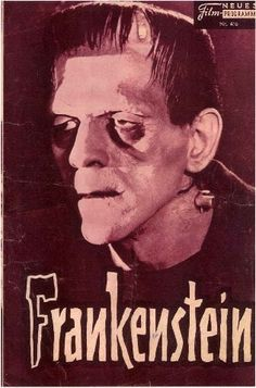 Whats a clever title for an essay comparing frankenstein and the movie TRON?