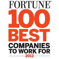 Navy Federal Credit Union operates a member service contact center and branch office in Winchester, Virginia. In 2012, Navy Federal was recognized as one of Fortune's 100 Best Companies to Work For.