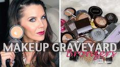 BRONZER COLLECTION   Makeup Graveyard