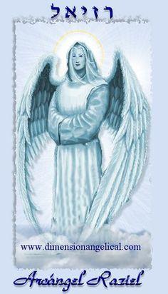 Arcángel Raziel | Secreto de Dios | Suriel
