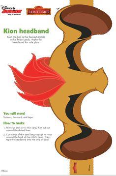 http://disneyjunior.disney.co.uk/the-lion-guard/makes/kion-headband