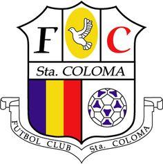 FC SANTA COLOMA (from city-agglomeration Andorra la Vella) - in European Football Yearbook wrongly used for UE Santa Coloma Andorra, World Football, Football Team, Fifa, Soccer Logo, Rangers Fc, Sports Clubs, European Football, Uefa Champions League