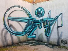 New work by @odeith.