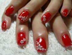 красный дизайн ногтей: 13 тыс изображений найдено в Яндекс.Картинках