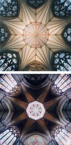 Heavenly Vaults: Photo Series by David Stephenson | Inspiration Grid | Design Inspiration
