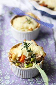 Vegetable Lentil Shepherd's Pie from @Marina YummyMummyKitchen