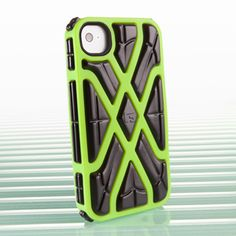The G-Form Green X-Protect iPhone 4 Case for Apple iPhone 4 & 4s is peace of mind for your portable device. Just $29.99!