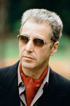 "Al Pacino in ""The Godfather: Part III"" (1990). DIRECTOR: Francis Ford Coppola."