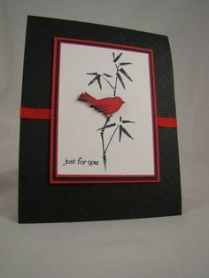 Asian Artistry - Just for you by jaydeestamping - Cards and Paper Crafts at Splitcoaststampers