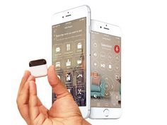 KlikR Universal Remote Control: This Coin-Sized Device Will Make Your Home's Devices Controllable Right From Your Phone