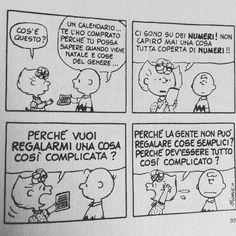 """""""Mi piace"""": 91, commenti: 2 - @peanutsitalia su Instagram: """"Perché dev'essere tutto così complicato? #sallybrown #charliebrown #peanuts"""""""