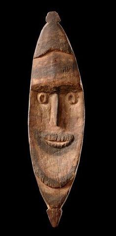 Small mask Papua New Guinea - Sepik 13.2 inches
