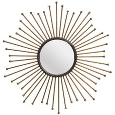 Schots Sunburst Mirror $100