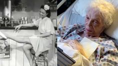 102-year-old former Apollo, Cotton Club dancer sees old performance video for first time... Ms. Alice Barker.