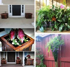 Creative DIY Pallet Planter Ideas | Pallet Projects For Your Garden This Spring