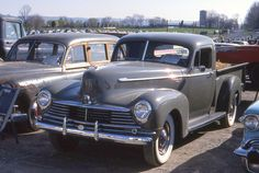 1946 Hudson Coupe Express pickup