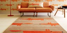 #Scion #MrFox ...ruga collection has been created to complement the fabrics and wallcoverings from # SCION