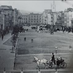 Grand Parade in Cork