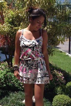 Vestido Butterfly | P & M www.laboutiquefashion.com.br