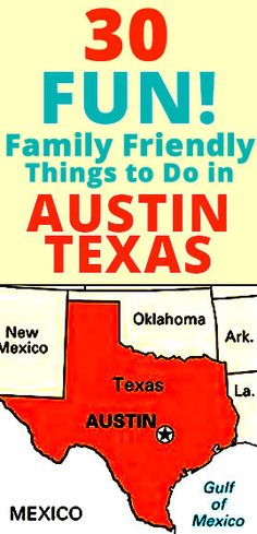 Austin, Texas is one of our favorite family road trip destinations. We live in Dallas, so the 200 mile road-trip to Austin, is perfect for our family of 6. It's quick and easy, the destination is s...