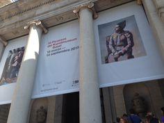 """El Museo del Prado. Mi madre de España lo llamó """"la cosa más importante para ver en España."""" Estoy de acuerdo!"""