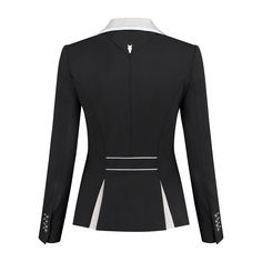 Ultra thin Stretch Merino Wool Show Jacket. Show Jackets, Tuxedo Jacket, Merino Wool, Spring Summer, Glamour, Blazer, Elegant, Blouse