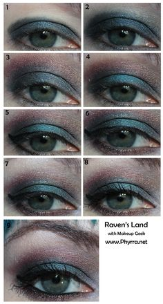Raven's Land Tutorial. Click through to read!