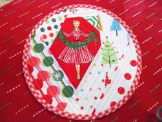 Pinkadot Quilts  --  Really cute potholders