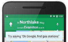 """Google Maps para Android adiciona comando de voz """"Ok Google"""""""