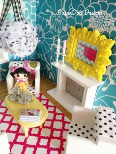 Dollhouse Makeover by Paperdoll Designs, Amy's Pick, Give Me the Goods Party #14