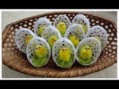 Fishnet Easter eggs from threads. Pasta Diy, Easter Egg Pattern, Easter Cross, Paper Quilling, Happy Easter, Easter Eggs, Sushi, Crafty, Breakfast