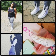 """This spa bunny is excited to finally have a pair of these super cute lace bunny sneakers by @minnaparikkashoes from @asos_us.  Perfect wardrobe addition as I hop from spa to spa for my """"confessions"""". #spabunnyonthemove #fashion #sneakers #lucyleggings #timeout #runway #spawear #travel #activewear #minnaparikka #shadow #bunny #animals #hoptoit #rabbitseason #marketing #brand #womeninbusiness #entrepreneur #success #summerb#AsSeenOnMe"""