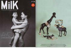 Milk n°38 - Jonc Jules César