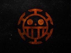 Trafalgar Law Symbol One Piece Wallpaper Surgeon Of Death Heart Pirates