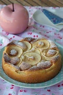 Afternoon Tea: Gâteau aux pommes et mascarpone