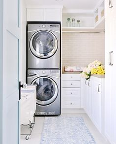Best Indoor Garden Ideas for 2020 - Modern Pantry Laundry Room, Room Remodeling, Laundry Room Layouts, Mudroom Laundry Room, Laundry, Pantry Room